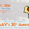 Join Us to Celebrate CAAAV's 30th Anniversary