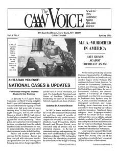<i> Voice </i> Fall 1992