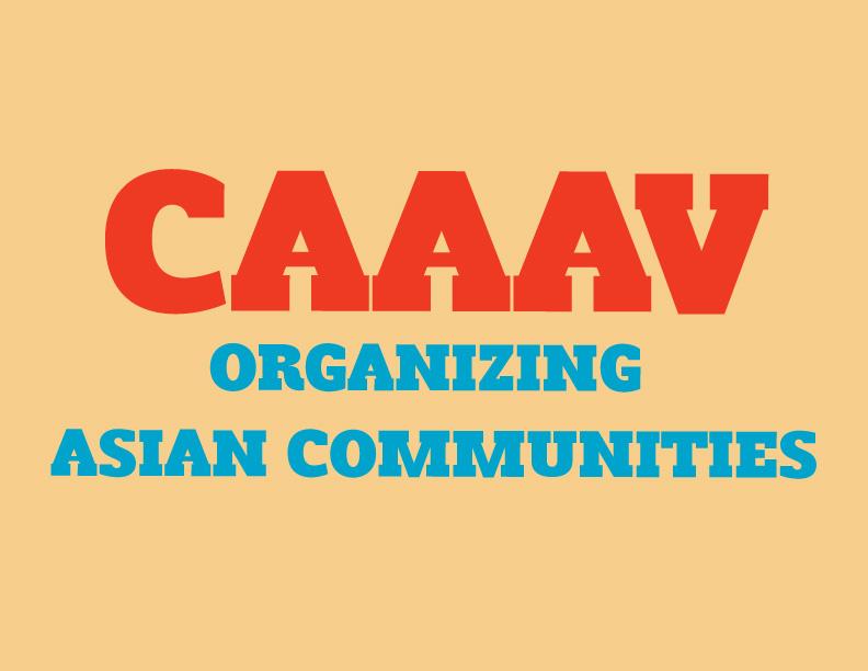 CAAAV Condemns Atlanta Shootings and Anti-Asian Violence
